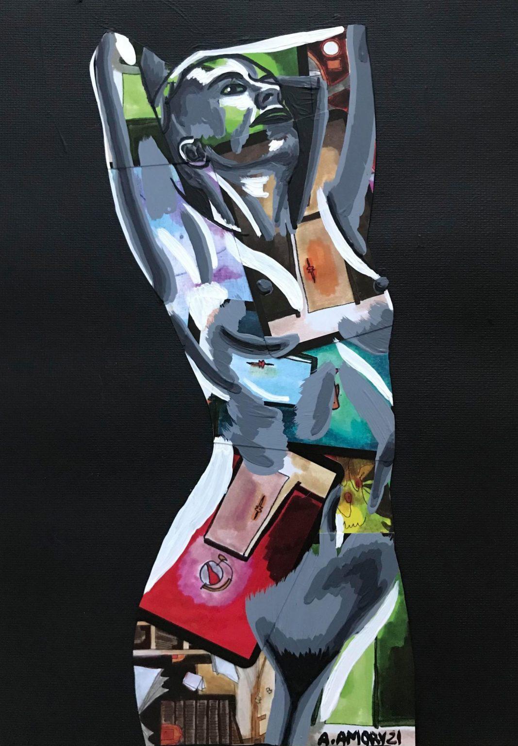 Andrea (Vendue) 22 x 30 cm - 2021