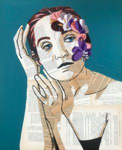 Dolores (Vendue) 46 x 38 cm - 2021